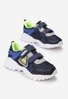 Niebiesko-Zielone Buty Sportowe Nerilane