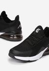 Czarne Buty Sportowe Azalla