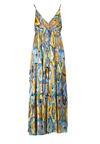 Niebieska Sukienka Criarecea