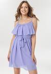 Niebieska Sukienka Dorysa