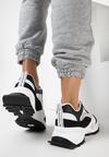 Biało-Czarne Sneakersy Dorierissa