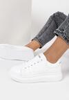 Białe Sneakersy Corarea