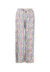 Różowe Spodnie Callarin
