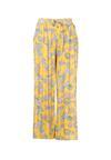 Żółte Spodnie Szerokie Chalea