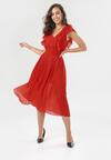 Czerwona Sukienka Aethelure