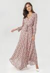 Różowa Sukienka Nerina