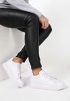 Lawendowe Sneakersy Thashi