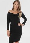 Czarna Sukienka Aninise