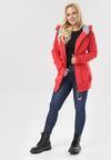 Czerwona Bluza Doreanne