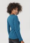 Niebieska Bluzka Riserre