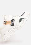 Beżowe Buty Sportowe Drennell