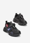 Czarne Buty Sportowe Drennell