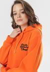 Pomarańczowa Bluza Thalarea