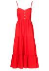 Czerwona Sukienka Ariessyss