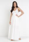 Biała Sukienka Zellrelle