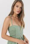 Zielona Sukienka Ariessyss