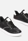 Czarne Buty Sportowe Irinlyn