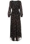 Czarna Sukienka Brizrya
