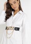 Biała Sukienka Shyoris