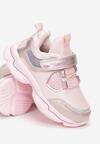 Różowe Buty Sportowe Unalee