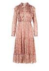 Różowa Sukienka Aemula