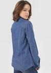 Niebieska Koszula Margorie
