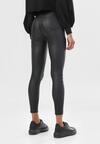 Czarne Spodnie Skinny Shelara