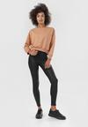 Czarne Spodnie Skinny Bellaluna