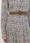 Jasnoniebieska Sukienka Celaeno