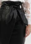 Czarna Spódnica Elxidor