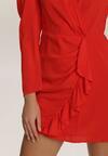 Czerwona Sukienka Nemorrya
