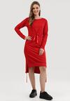 Czerwona Sukienka Vheslyn