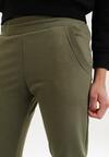 Khaki Spodnie Dresowe Uhrlenne