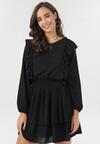 Czarna Sukienka Winryna