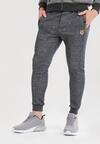 Granatowe Spodnie Sharneth