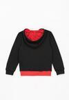 Czarno-Czerwona Bluza Kryntyse