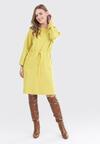 Żółta Sukienka Mezlith