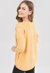 Żółty Sweter Lilinorin