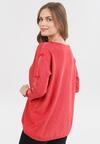 Czerwony Sweter Lilinorin