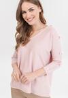 Różowy Sweter Lilinorin