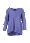 Niebieski Sweter Lilinorin