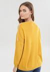 Żółty Sweter Drensea