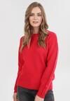 Czerwony Sweter Ginoryera