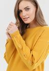 Żółty Sweter Ginoryera