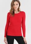 Czerwony Sweter Elineth