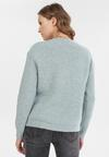 Jasnoniebieski Sweter Rislisa