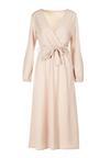 Jasnobeżowa Sukienka Xyloris