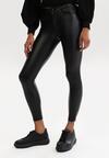 Czarne Spodnie Skinny Cattila