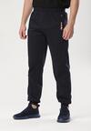 Granatowe Spodnie Wylineth