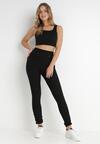 Czarne Spodnie Ryriesh
